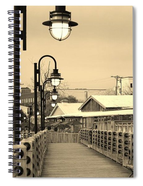 Riverfront Spiral Notebook