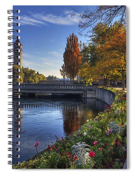 Riverfront Park - Spokane Spiral Notebook