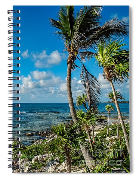 Cave Diving Country Spiral Notebook