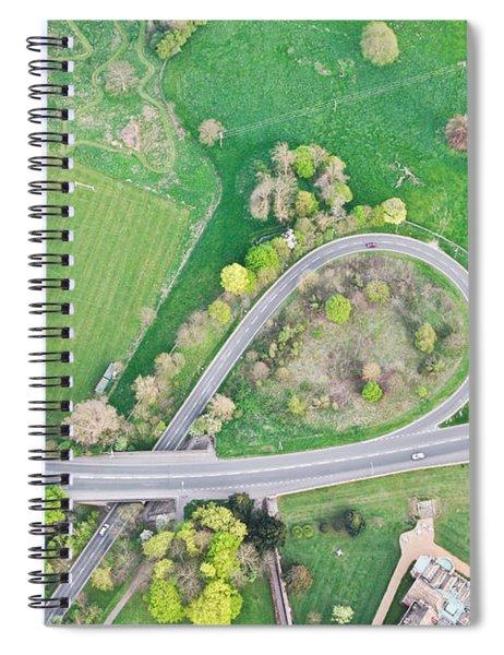 Road System Spiral Notebook
