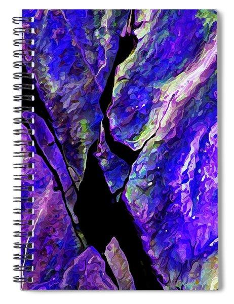 Rock Art 19 Spiral Notebook