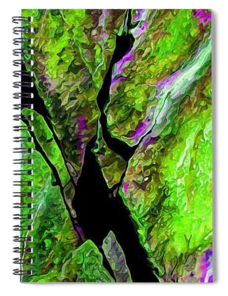 Rock Art 20 Spiral Notebook