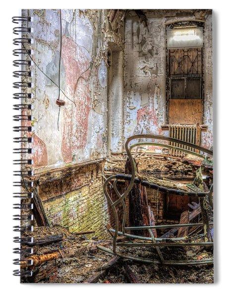 Rocking The Edge Spiral Notebook
