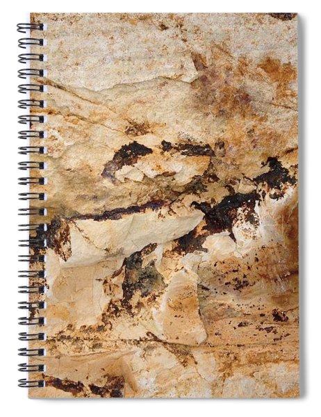 Rockscape 3 Spiral Notebook