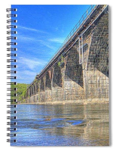 Rockville Bridge Spiral Notebook