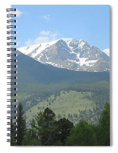 Rocky Mountain National Park - 2 Spiral Notebook