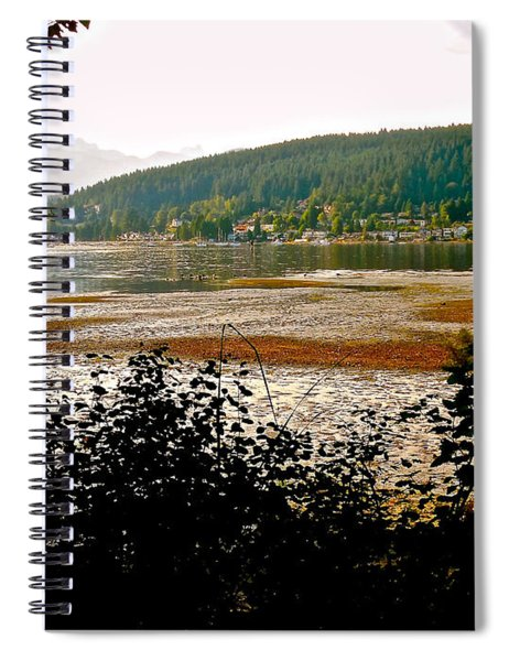 Rocky Point Port Moody Spiral Notebook