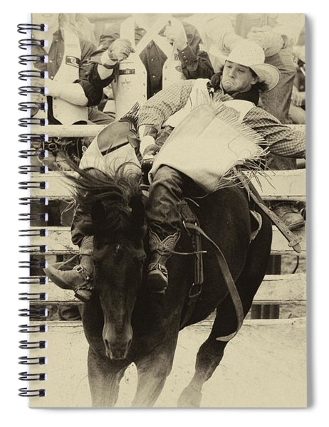 Rodeo Show Your Stuff Spiral Notebook