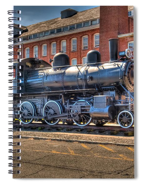 Rogers #299 Spiral Notebook