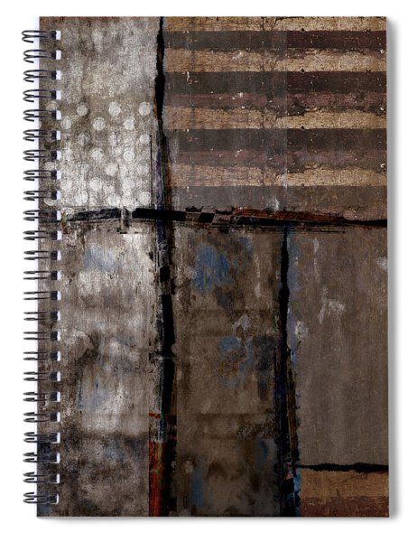 Roll Away The Stone Spiral Notebook