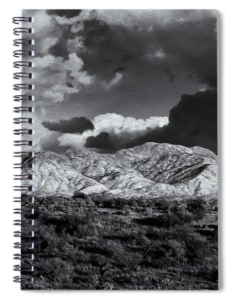 Rollin' Through 57 Spiral Notebook