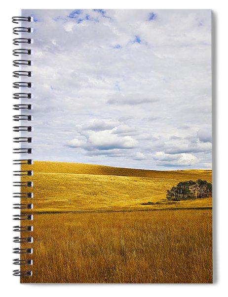 Rolling Prairie Spiral Notebook
