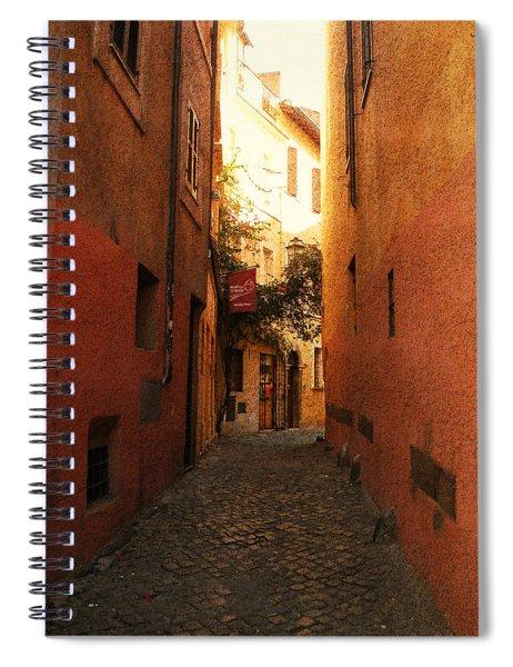 Romano Cartolina Spiral Notebook