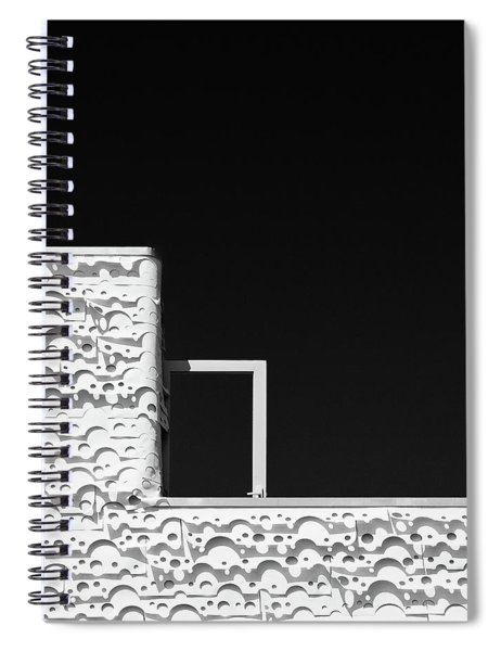 Roof Door Spiral Notebook