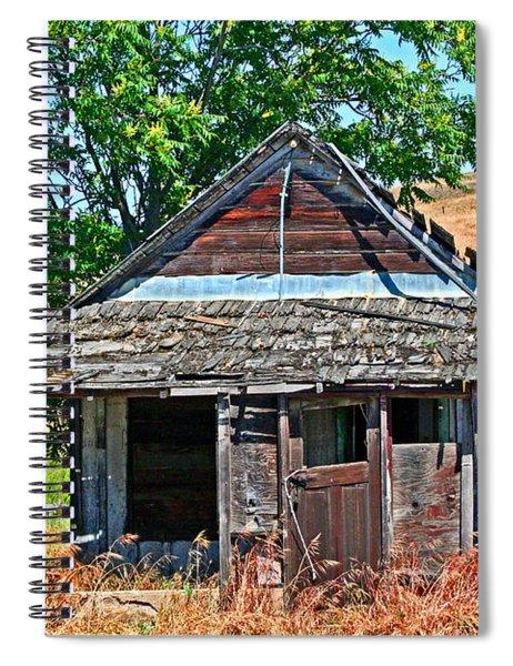 Room 4 Rent Spiral Notebook