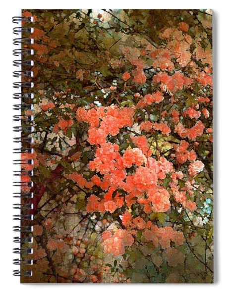 Rose 180 Spiral Notebook