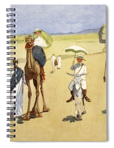 Round The Pyramids, From The Light Side Spiral Notebook