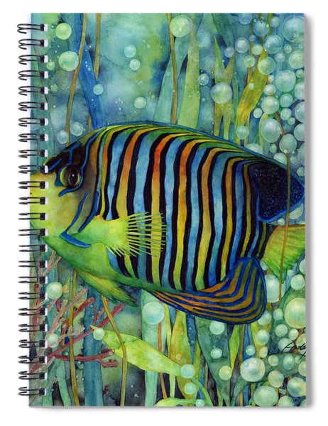 Royal Angelfish Spiral Notebook