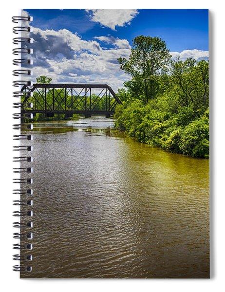 Royal River Spiral Notebook