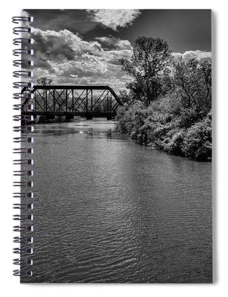 Royal River No.2 Spiral Notebook