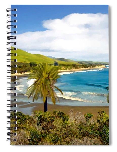 Rufugio Spiral Notebook