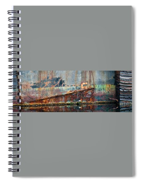 Rustic Hull Spiral Notebook