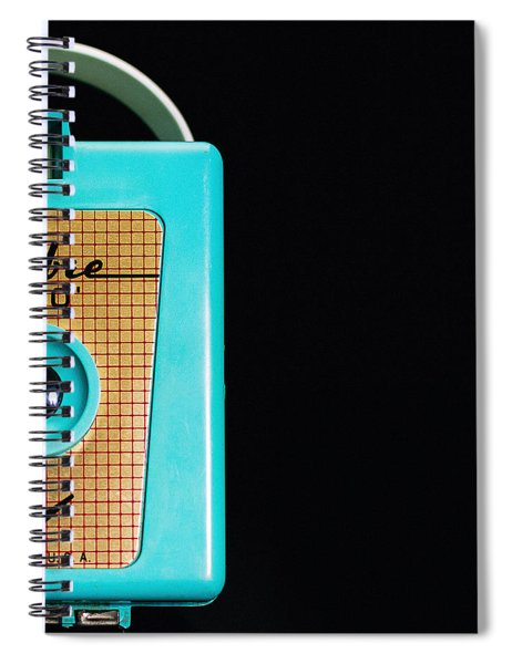 Sabre 620 Camera Spiral Notebook