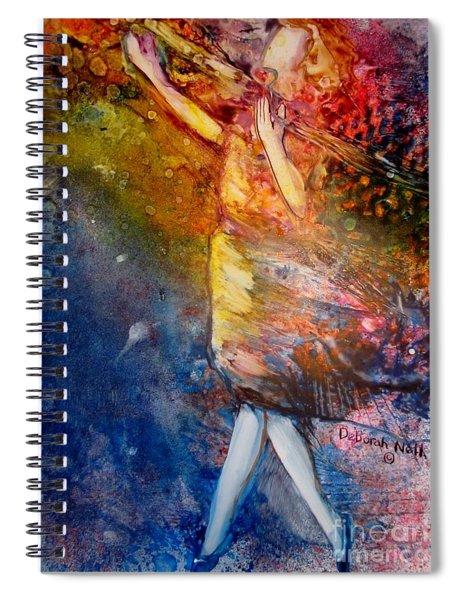 Sacrifice Of Praise Spiral Notebook