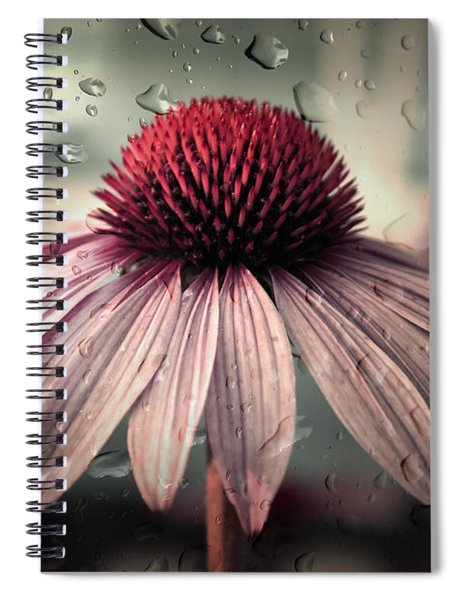 Sad Solitude Spiral Notebook