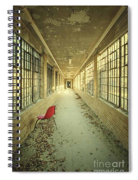 Sadly Acknowledged Spiral Notebook