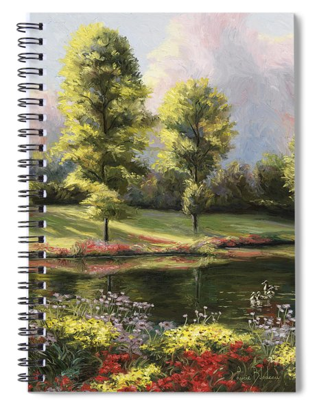 Safe Haven 1 Spiral Notebook