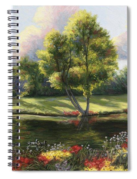 Safe Haven 2 Spiral Notebook