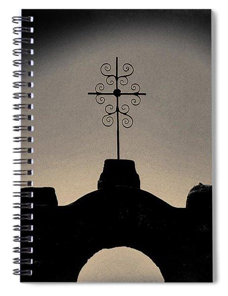 San Francisco De La Espada Mission Spiral Notebook