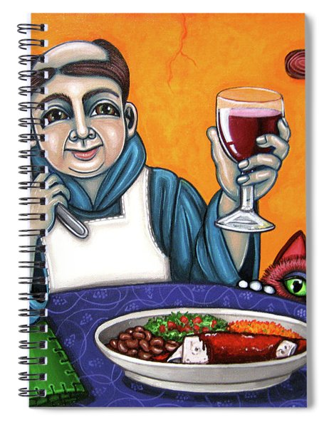 San Pascual Cheers Spiral Notebook
