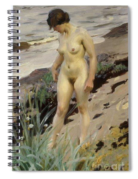 Sandhamn Study Spiral Notebook