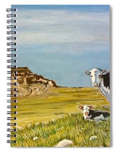 Sandhills Spring Spiral Notebook