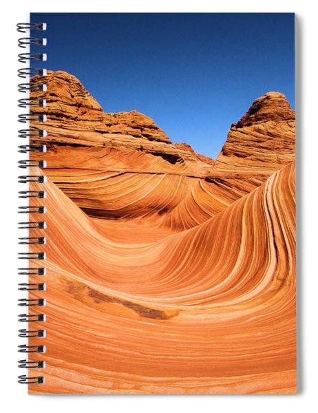 Sandstone Surf Spiral Notebook