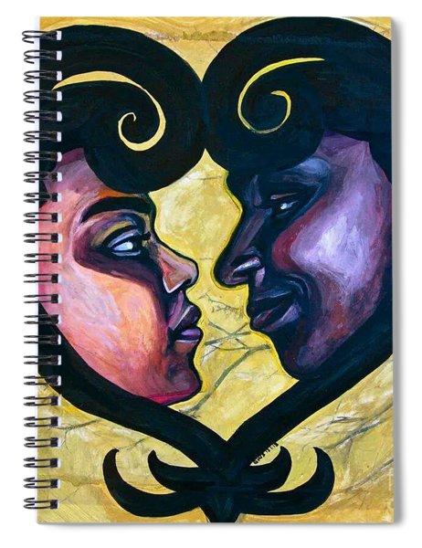 Sankofa Love Spiral Notebook