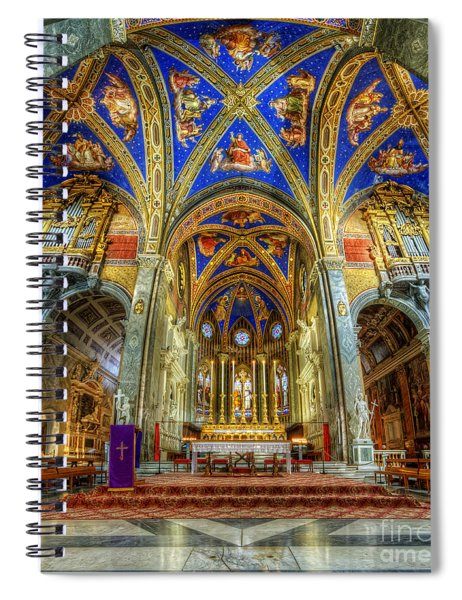 Santa Maria Sopra Minerva 2.0 Spiral Notebook