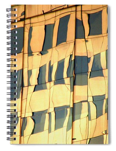 Santiago Reflection II Spiral Notebook
