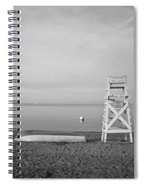 Sasco Life Guard Chair Spiral Notebook