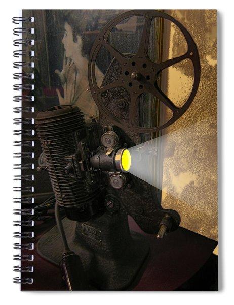 Saturday Matinee Spiral Notebook