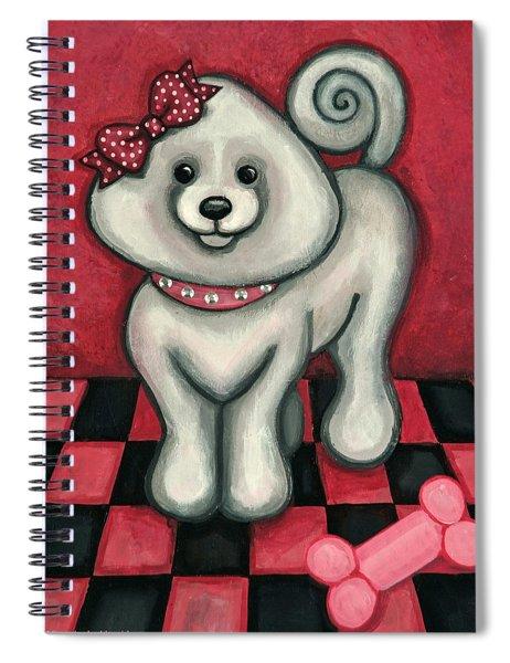 Savannah Smiles Spiral Notebook