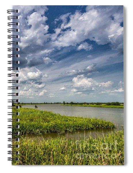Savannah Wildlife Refuge  Spiral Notebook
