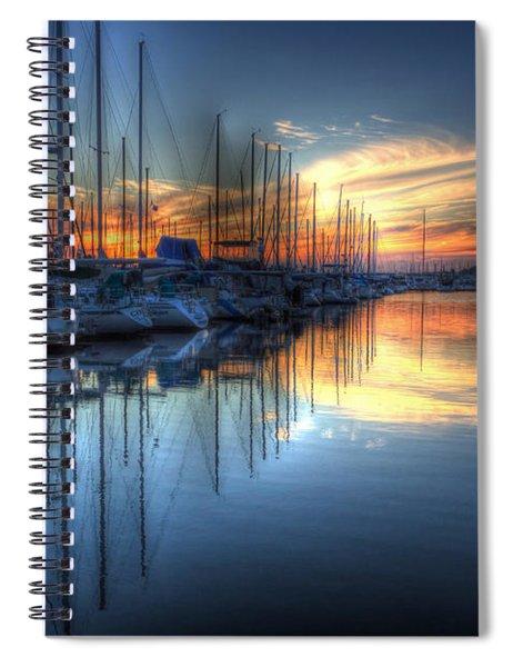 Savoring Life Spiral Notebook
