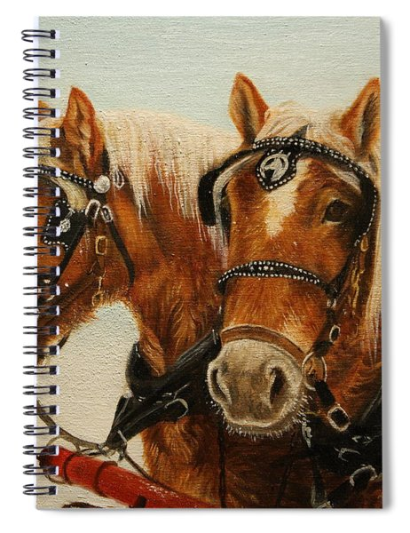 Say What? Spiral Notebook