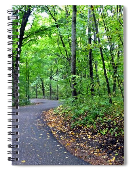 Scenic Minnesota 12 Spiral Notebook