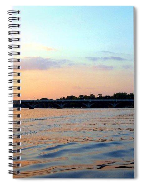 Scenic Minnesota 3 Spiral Notebook