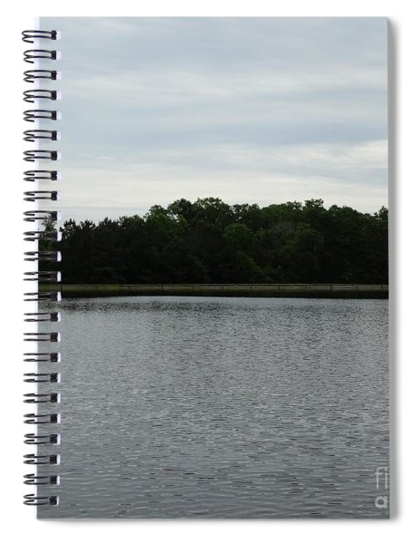 Scenic Waters Spiral Notebook