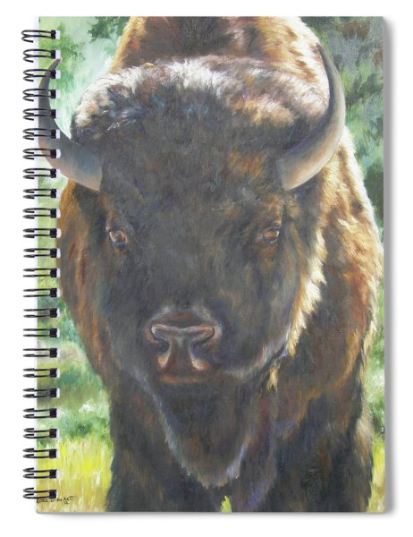 Scout Spiral Notebook
